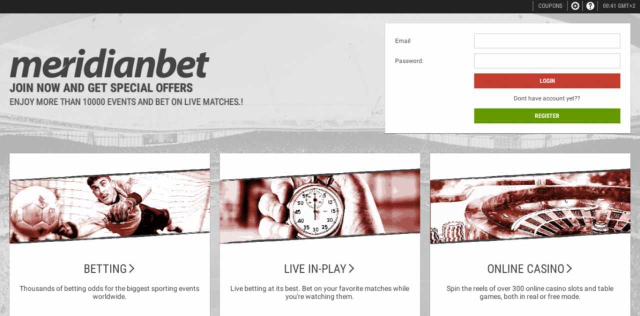 Special features of online website Meridianbet Tanzania