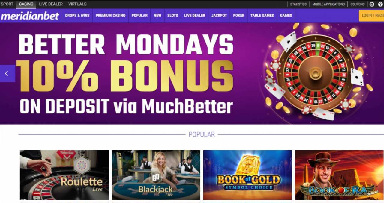 Where to find Meridianbet promo code ?